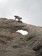 Rock Climbing Photo: Gossemer