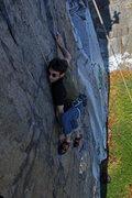 Rock Climbing Photo: Fun and balancy