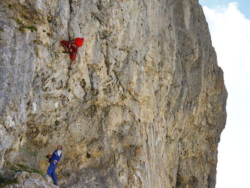 Rock Climbing Photo: Giovanni and Pietro Placentino