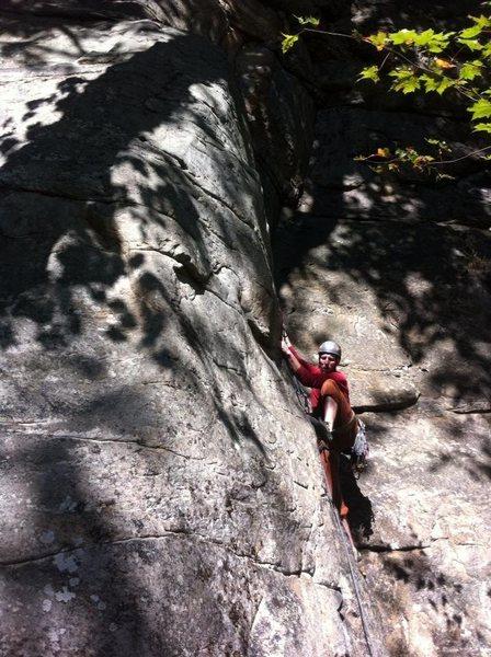 Rock Climbing Photo: 10/20/13