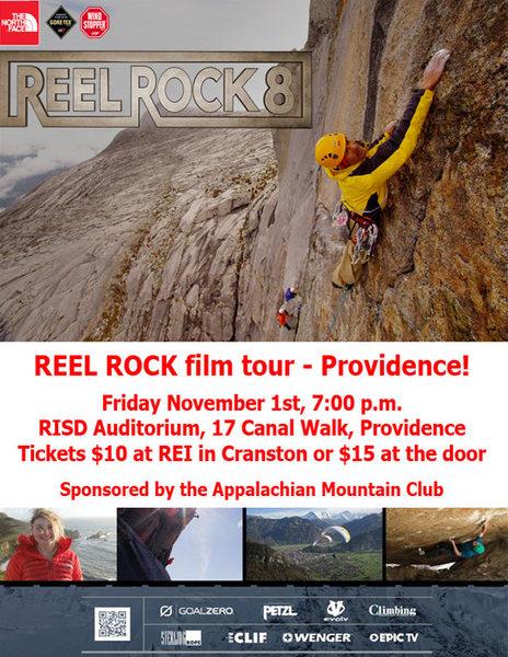 Reel Rock poster