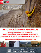 Rock Climbing Photo: Reel Rock poster