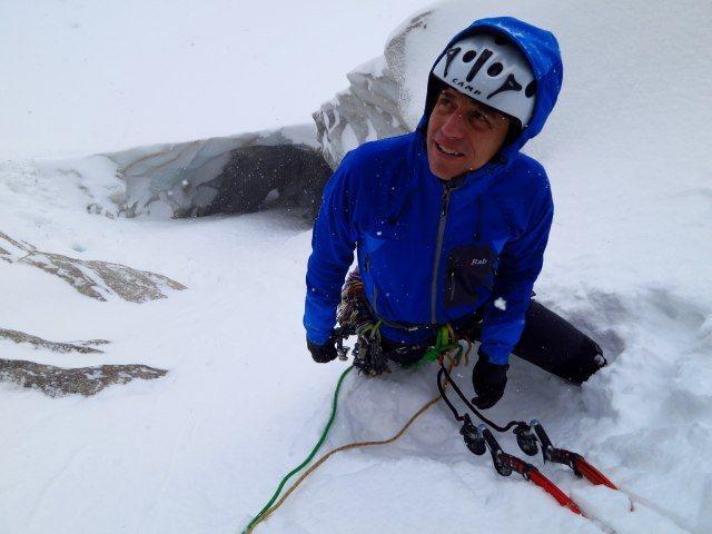 Rock Climbing Photo: Rab Baltoro Guide