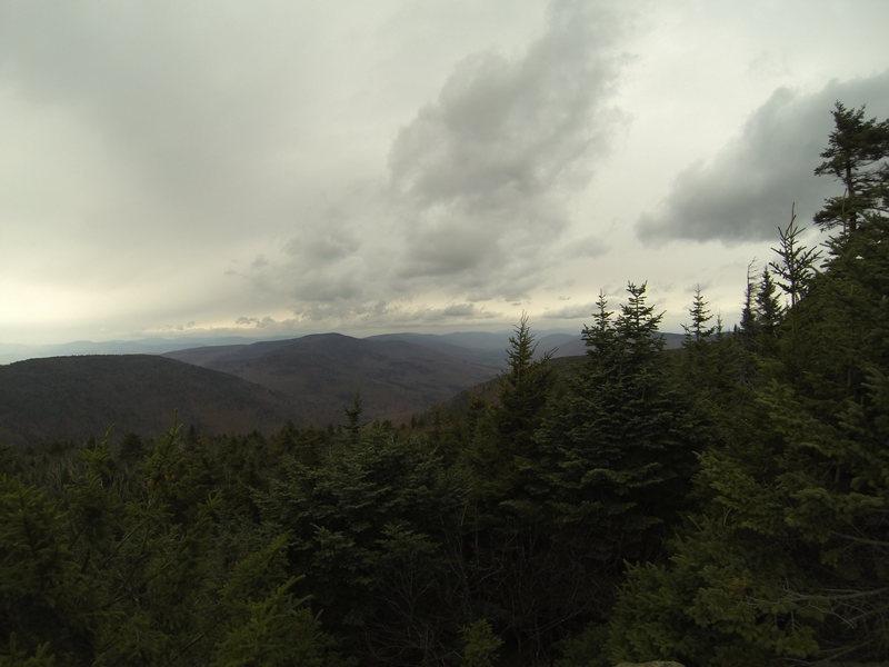 Rock Climbing Photo: hunter mtn, 4040'