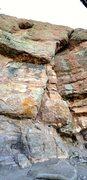 Rock Climbing Photo: Stupendous man