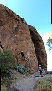 Rock Climbing Photo: Verdict