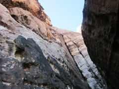 Rock Climbing Photo: This would be the top of what I believe is the int...