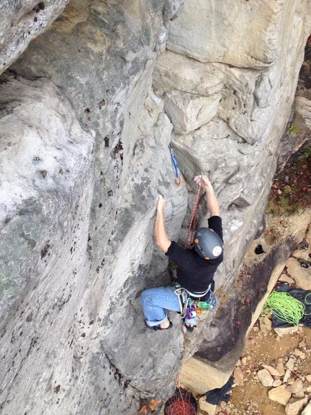 JB on this unnamed line 10/19/13.