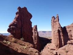 Rock Climbing Photo: putterman's pile (L), dock (c), GGM (right) climb ...