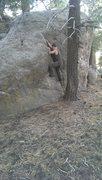 Rock Climbing Photo: Jon Hartmann on Yellowbeard