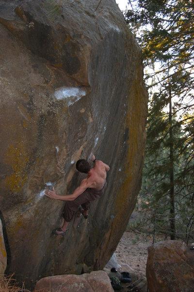 Rock Climbing Photo: Body Movement v9