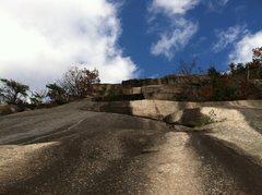 Rock Climbing Photo: Sachem October 20th 2013