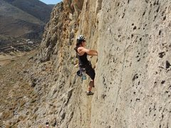 Rock Climbing Photo: 6b+ at Palionisos