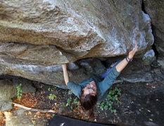 Rock Climbing Photo: Great arete