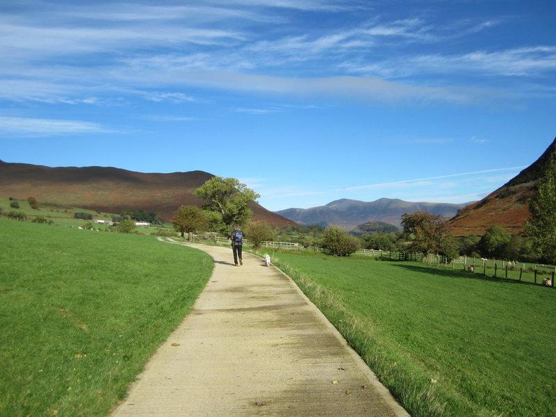 Newlands Valley Views