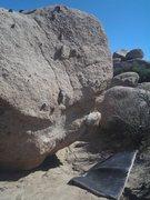 Rock Climbing Photo: Gutenobbin and One Hard Move