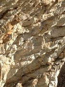 Rock Climbing Photo: If you look closely, there is a rope on Emla and d...