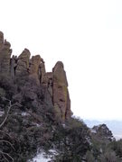 Rock Climbing Photo: ISB Pinnacle