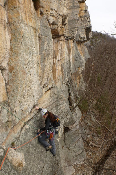 p1 traverse on Gelsa