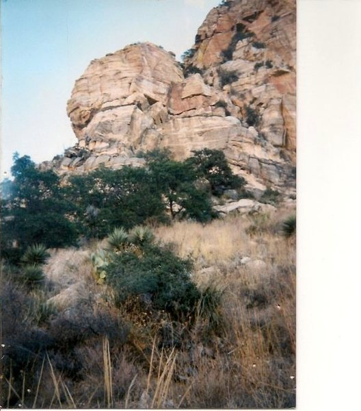 Rock Climbing Photo: Billy Goat Bluff