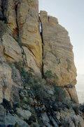 Rock Climbing Photo: beautiful chimney