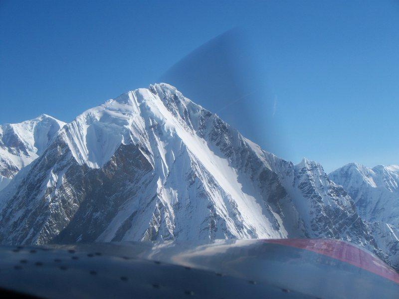 "Rock Climbing Photo: ""Gods own ski-shot"""
