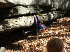 Rock Climbing Photo: dojo