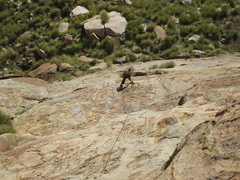 Rock Climbing Photo: El Cajon