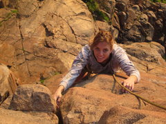 Rock Climbing Photo: Mission Gorge