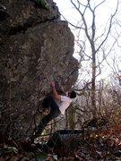 Rock Climbing Photo: Winds of Change