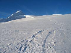 Rock Climbing Photo: The Mt. Regal summit pyramid