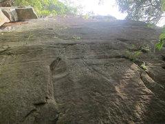 Rock Climbing Photo: The Big Wall