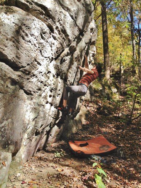Rock Climbing Photo: EP