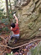 Rock Climbing Photo: Arete