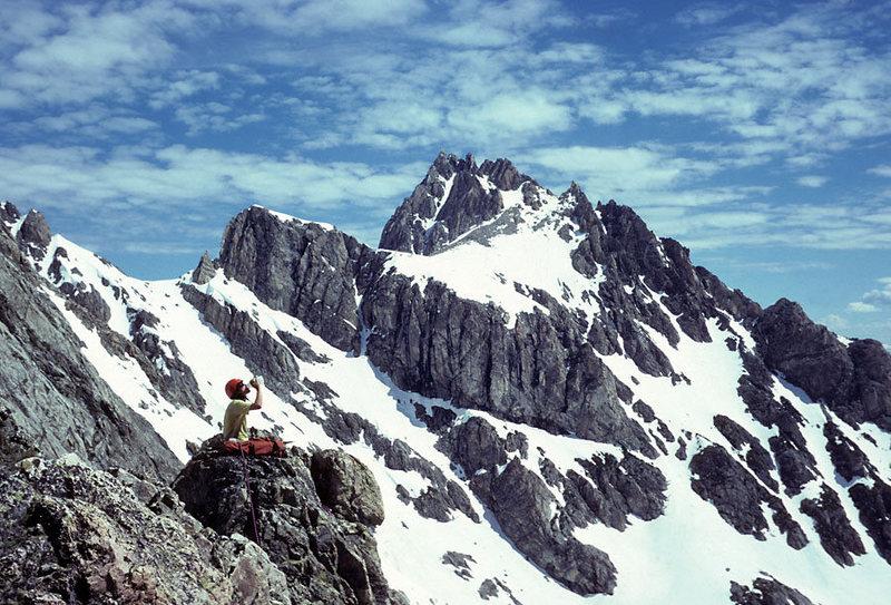 Rock Climbing Photo: Fair Share Tower, 1970s