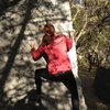 Bouldering in Little Cottonwood Canyon