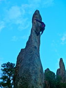 Rock Climbing Photo: AA