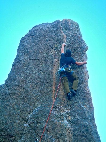 Rock Climbing Photo: x