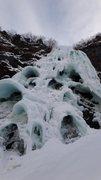 "Rock Climbing Photo: Hung Jury 55 m. From the AlaskaIceClimbing: ""..."