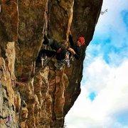 Rock Climbing Photo: Falled P2