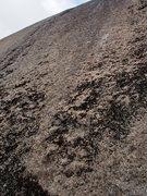 Rock Climbing Photo: Start of Percival's Quest