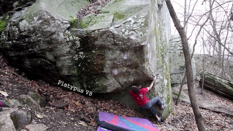 Rock Climbing Photo: Screenshot from So Ill Pride 2 of Aaron Schneider ...