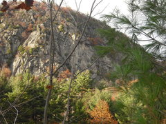 Rock Climbing Photo: Green st  ausable river