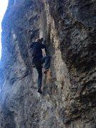 Rock Climbing Photo: Kronk 11b