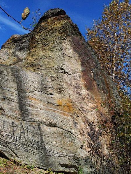 Rock Climbing Photo: Boulders