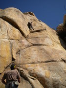 Rock Climbing Photo: Dream Stream