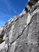 Rock Climbing Photo: F you ground!