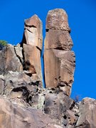 Rock Climbing Photo: Rocket Tower from the west.