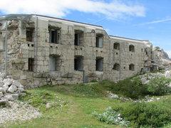 "Rock Climbing Photo: ""Ntra i sas,"" Austrian World War One for..."
