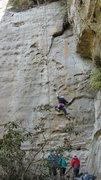 Rock Climbing Photo: Robotic Thumb 10b.